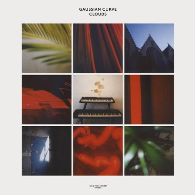 Cover von Gaussian Curve: Clouds
